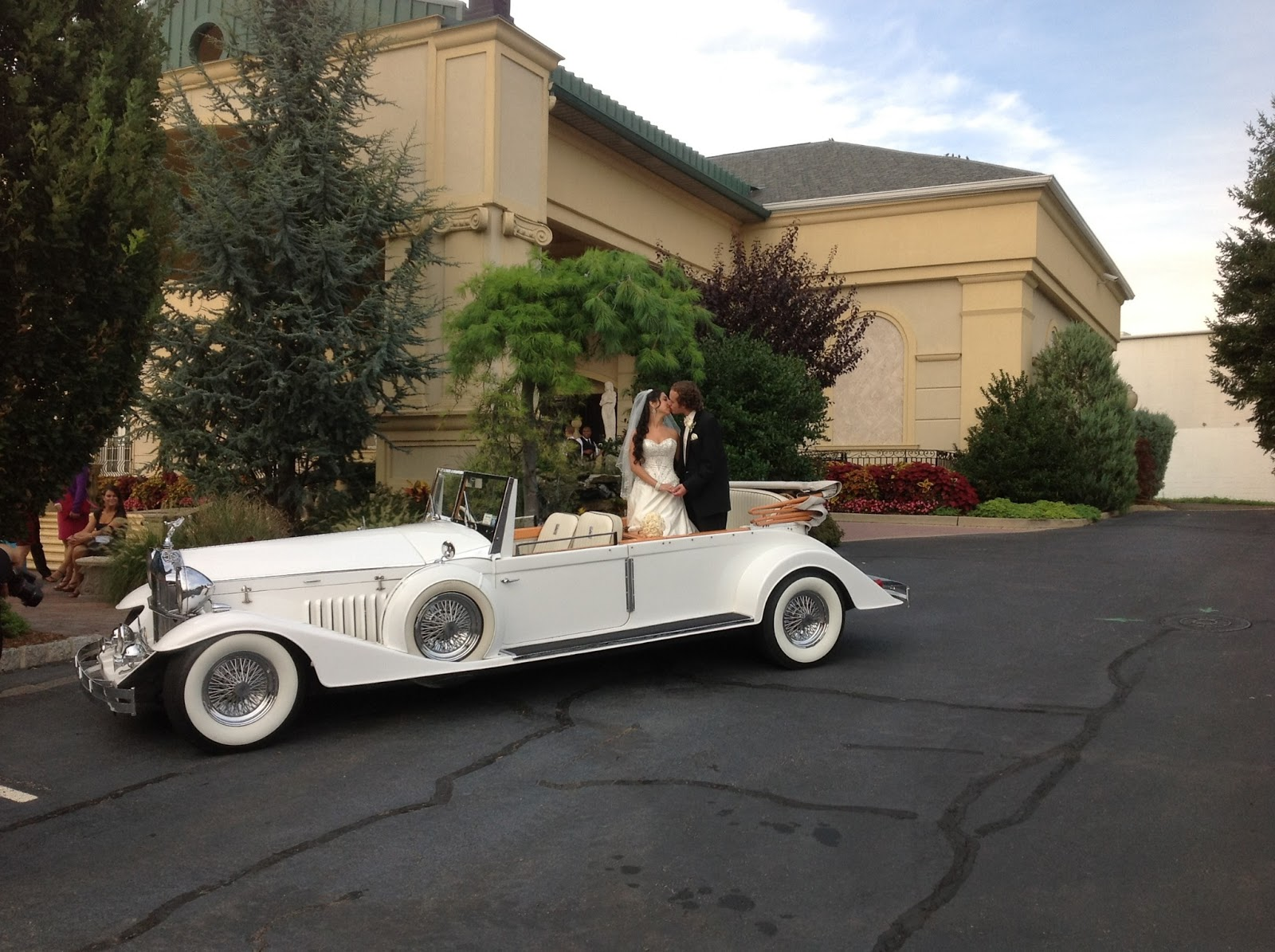 1930 TOURING Rolls Roy's Convertible
