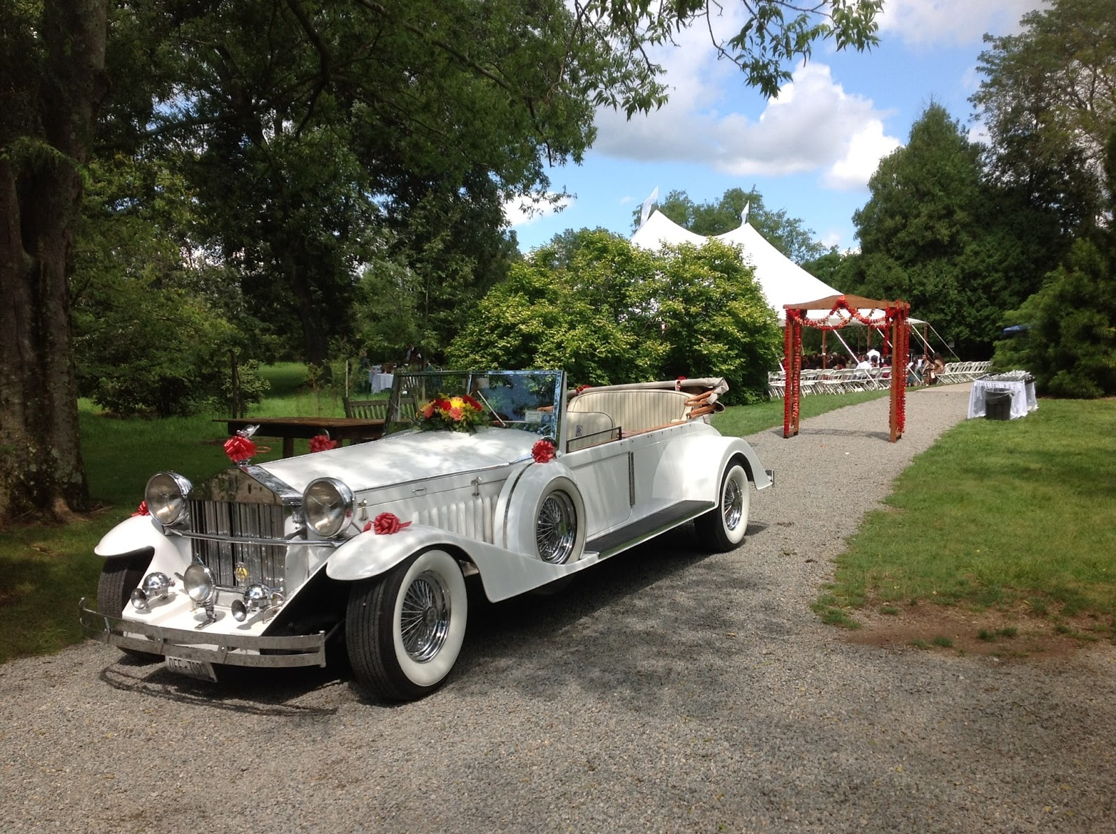 1930 TOURING Rolls Roy's Converible