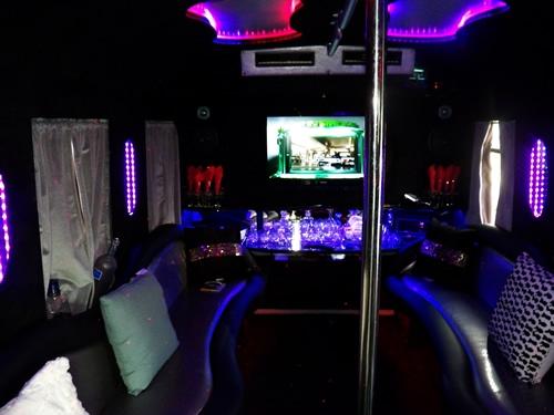 Party Bus 15 Passengers