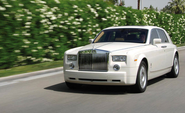 Rolls Royce Phantom Party Bus And Limo Rental Prom