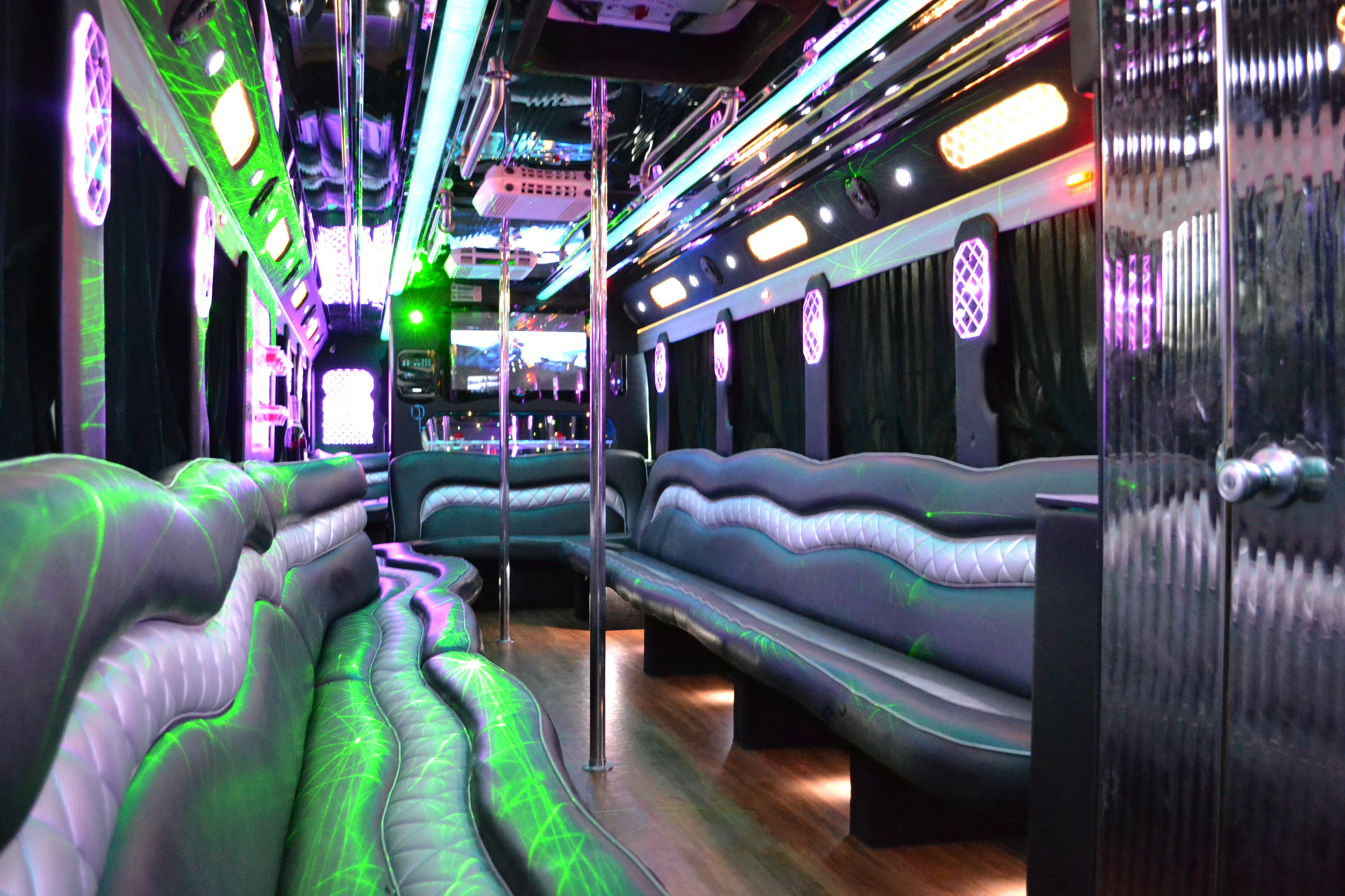 Party Bus  W/ VIP Room
