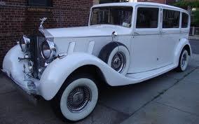 Antique Rolls Royce  1937