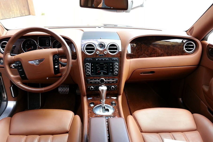 Wedding BENTLEY-CONTINENTAL-FLYING-SPUR