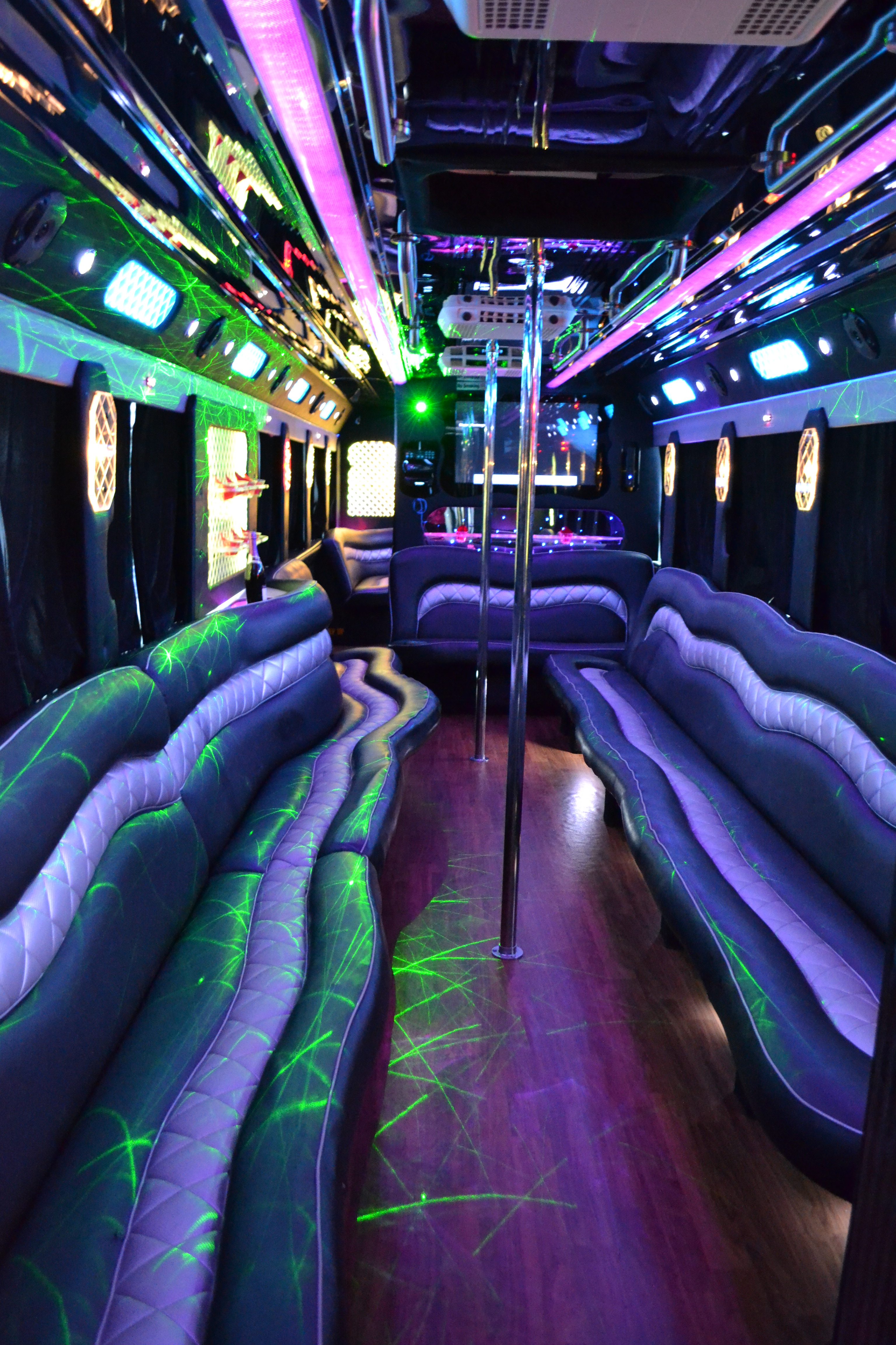 Party Bus  / VIP Room