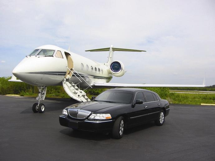 Jet-Towncar