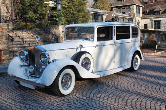 1937 Rolls Royce