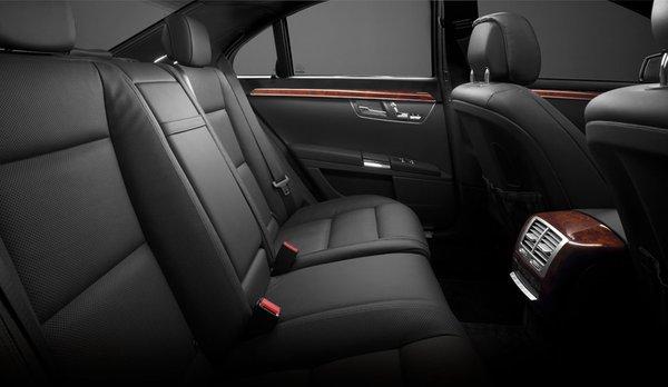 Mercedes interior 1