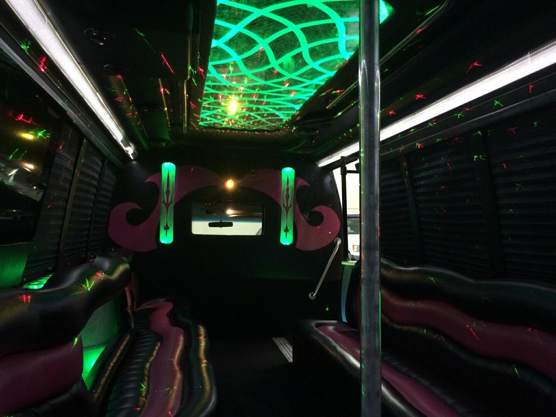 Party Bus 24 Passengers