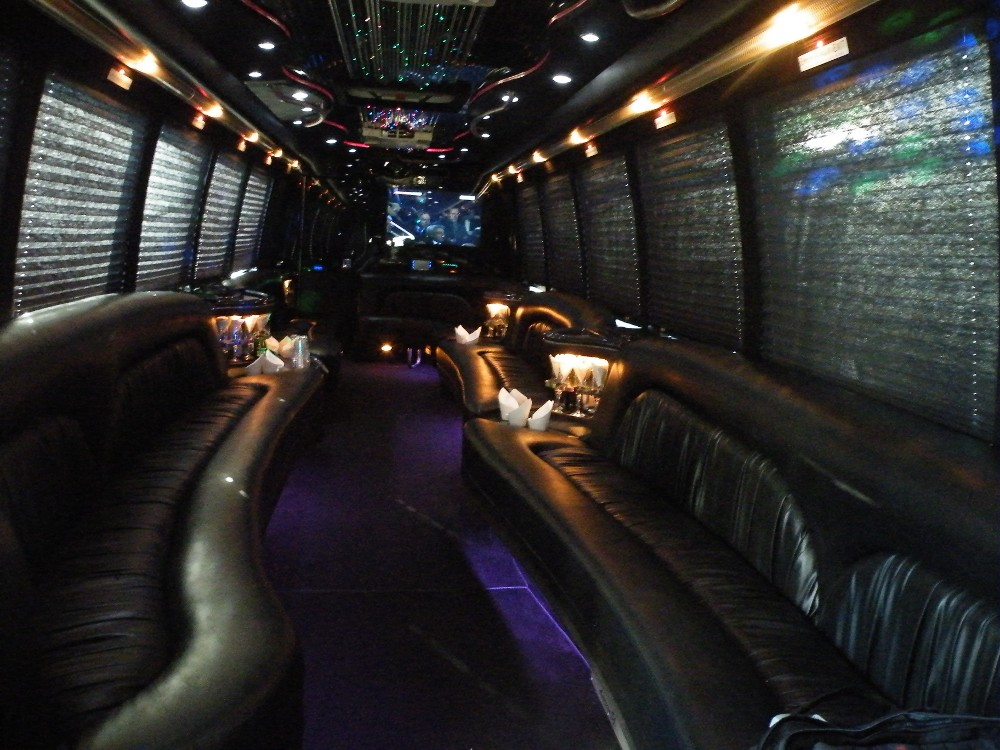 Party Limo Bus 30 Pax