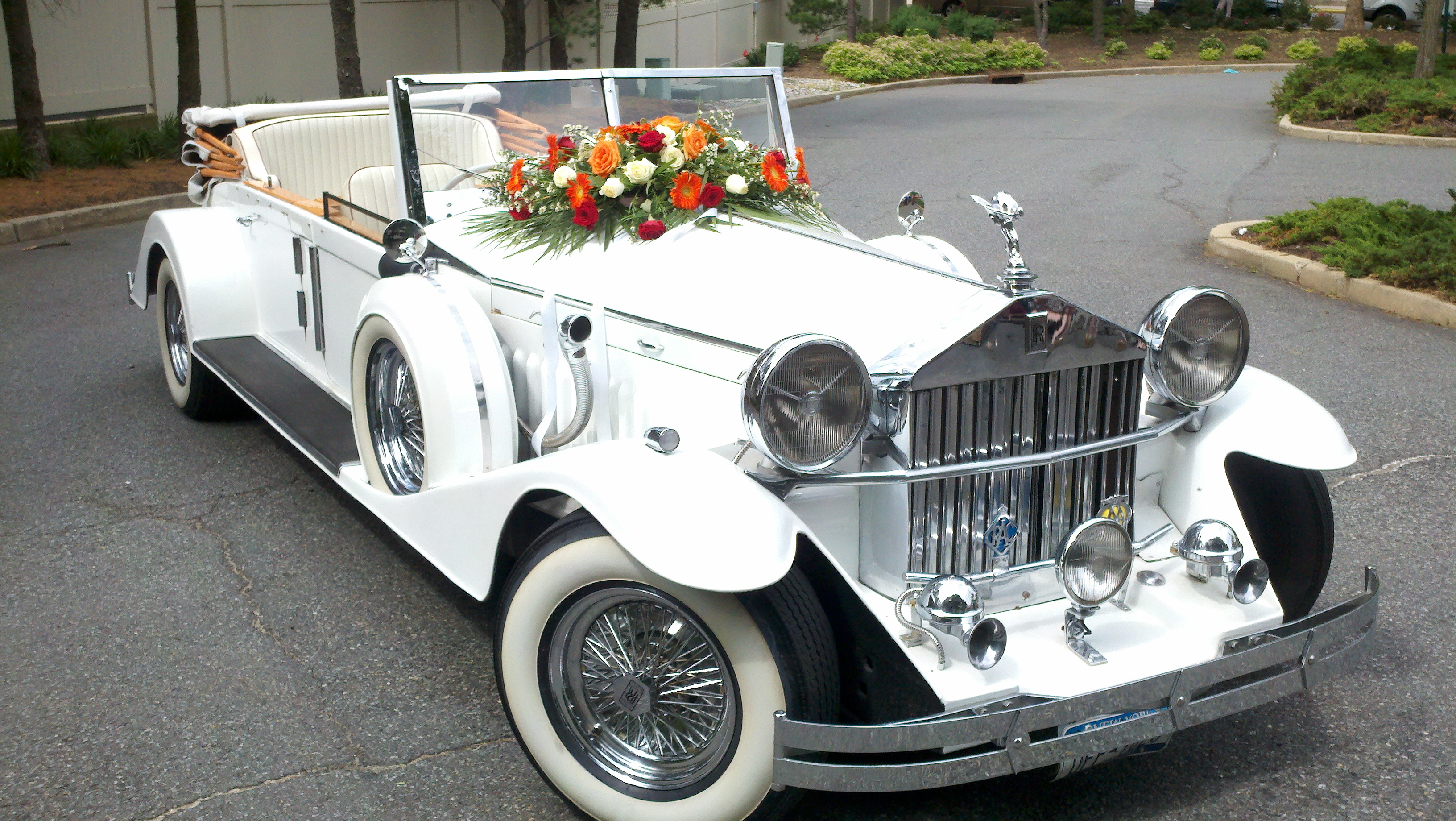 1930 Touring Rolls Royce Convertible Party Bus And Limo
